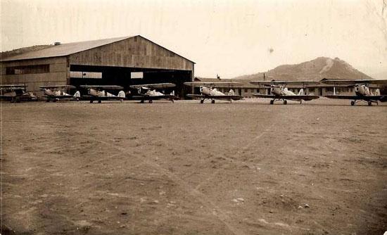 aérodrome de Saint-Auban