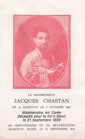 Jacques Chastan