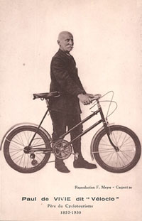 Paul de Vivié dit vélocio